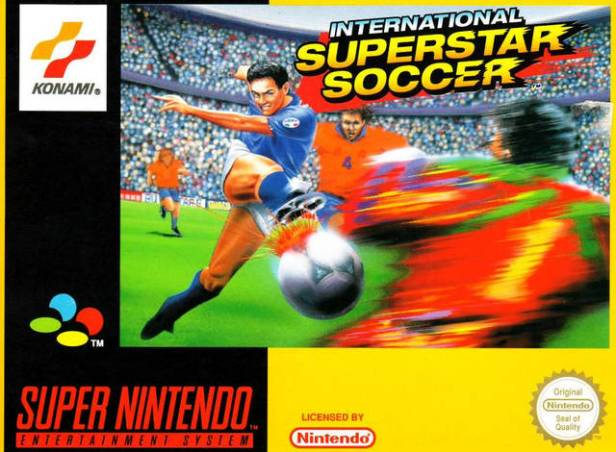 Internation Superstar Soccer