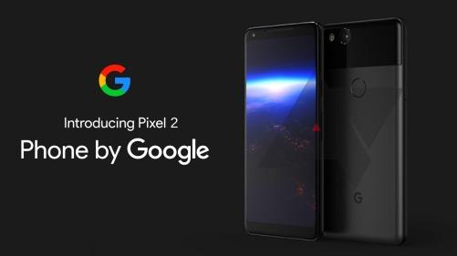 Pixel 2 phone